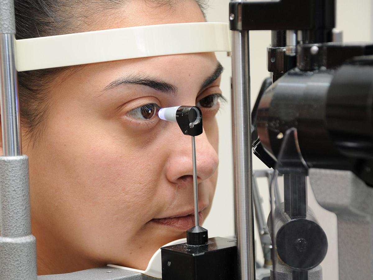 merenje ocnog pritiska