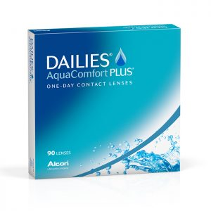 DAILIES Aqua Comfort Plus - 90kom