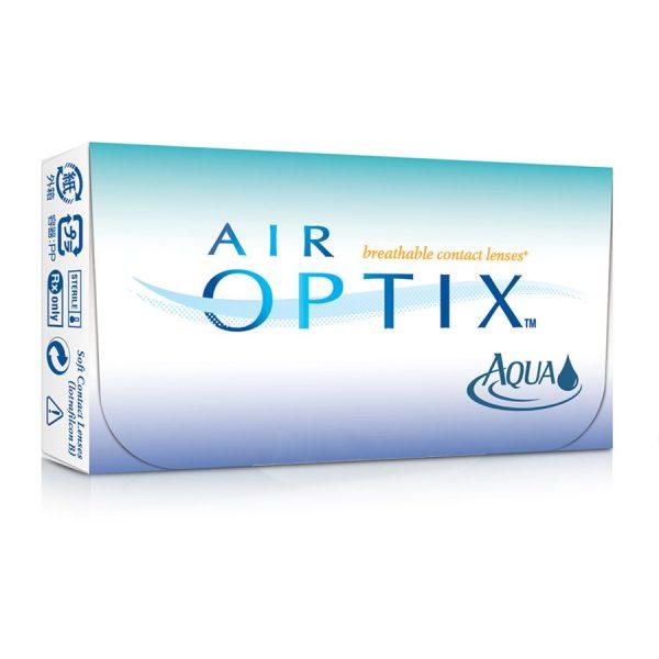 O2 Optix Aqua - mesečna sočiva